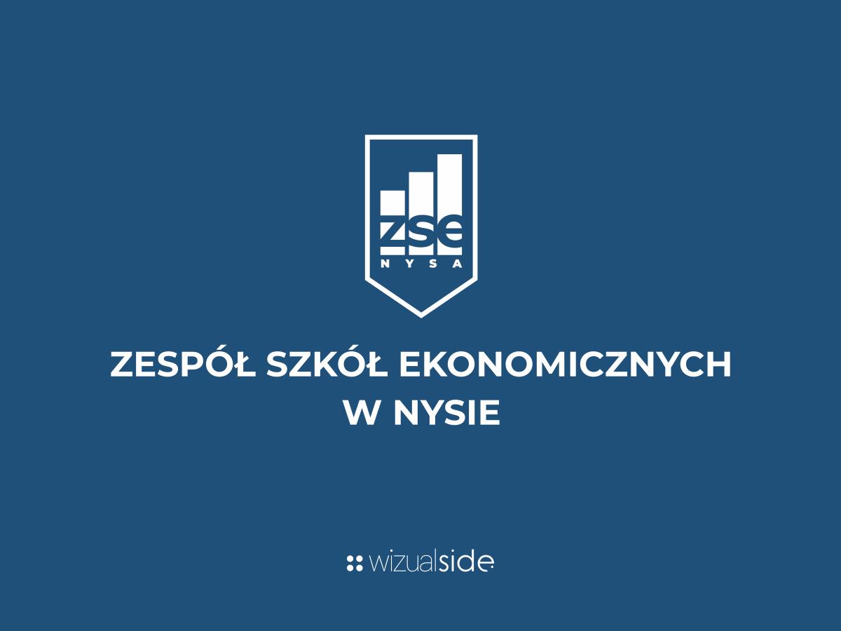 Logo - Zespół Szkół Ekonomicznych w Nysie